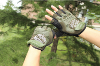 Mechanix M-Pact Covert  woodland
