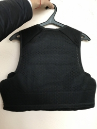 Бронежилет AEGIS ENGINERING ХО). Level II Body Armor Blue
